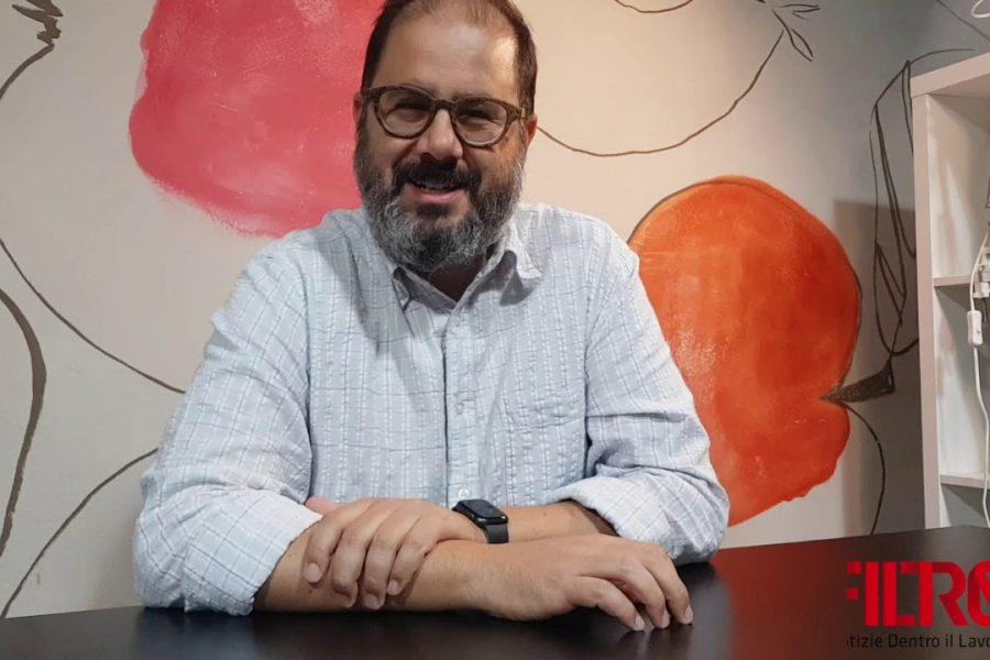 """[VIDEO] Andrea Romeo, Biografilm Festival: """"No, il cinema non è morto"""""""