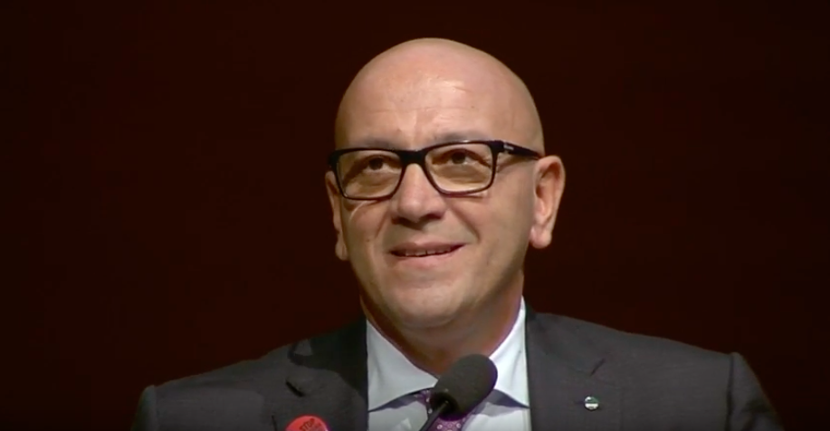 Vito Antonio Vitale, segretario FISTEL CISL