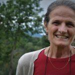 Marta Porcellato, volontaria della Comunità di San Ruffino