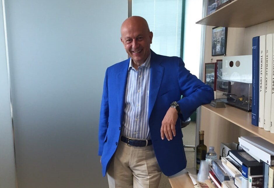 Nicola Ciniero, intervistato da Senza Filtro