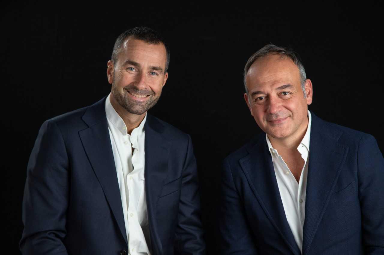 Eric Ezechieli e Paolo Di Cesare, fondatori di Nativa, la prima B Corp in Italia.