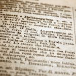Le parole dei giovani che cercano lavoro: una pagina di dizionario