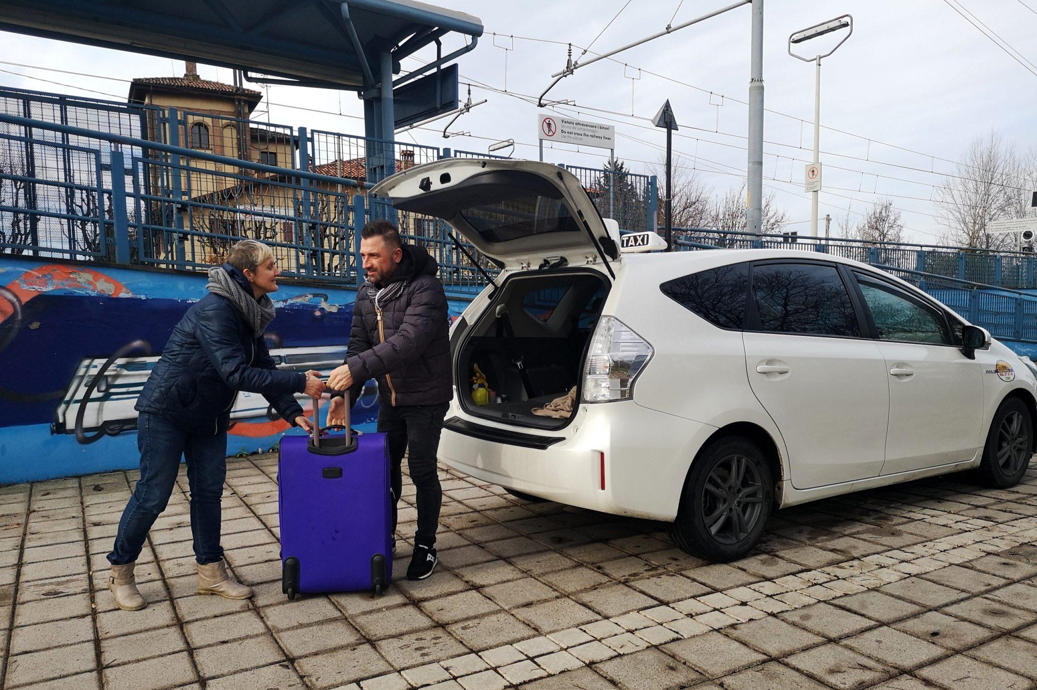 Bologna: Taxi driver o People Mover?