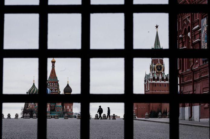 Madre Russia, figlio COVID-19