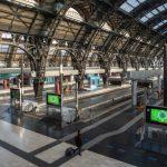 La stazione di Milano Centrale deserta: che cosa succederebbe se i meridionali decidessero di restare al Sud