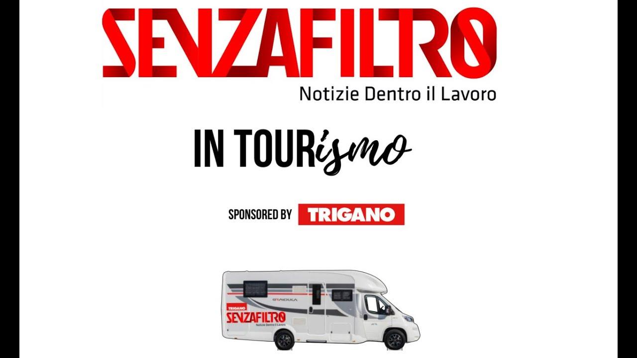 """[VIDEO] SenzaFiltro in Tour, Antonio Decaro: """"Da Bari la forza del turismo partecipato"""""""