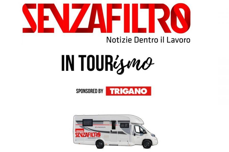 """[VIDEO] SenzaFiltro in Tour, Valeria Mancinelli: """"Ripensare i turismi"""""""