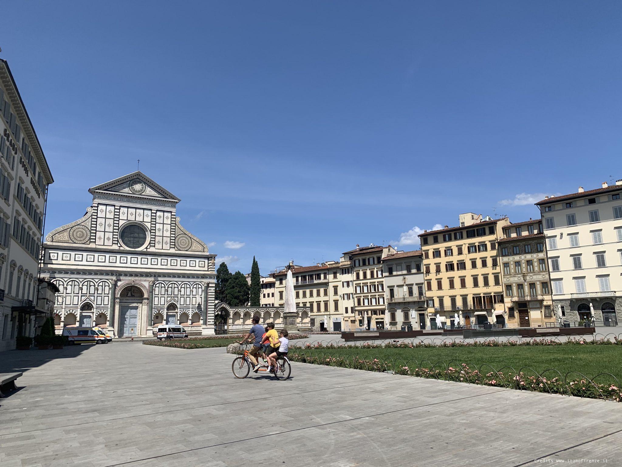 Firenze senza turisti, Firenze coi fiorentini