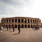 Ripartenza Verona: l'Arena, simbolo della città scaligera