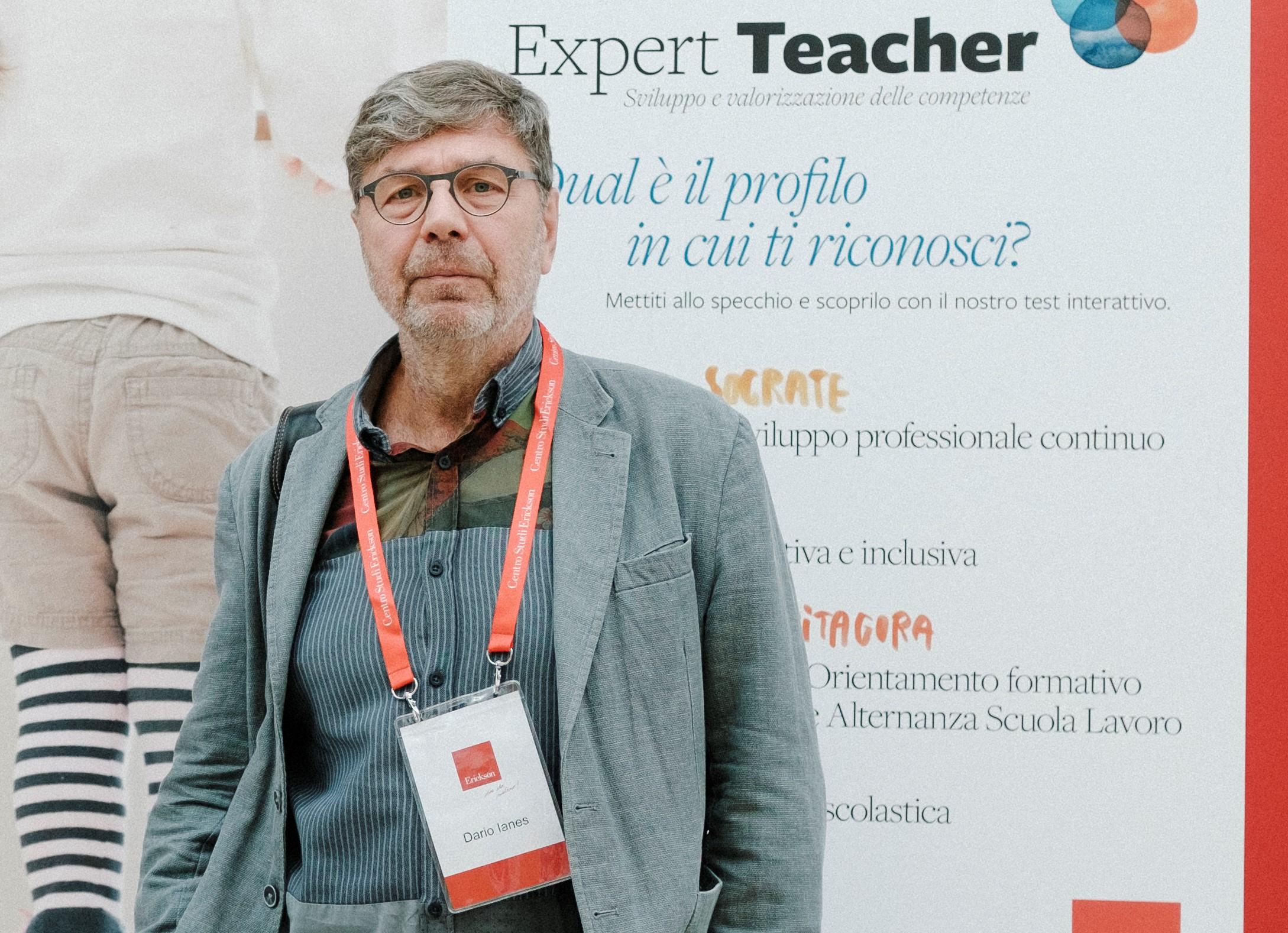 """Dario Ianes: """"La figura dell'insegnante di sostegno va superata"""""""