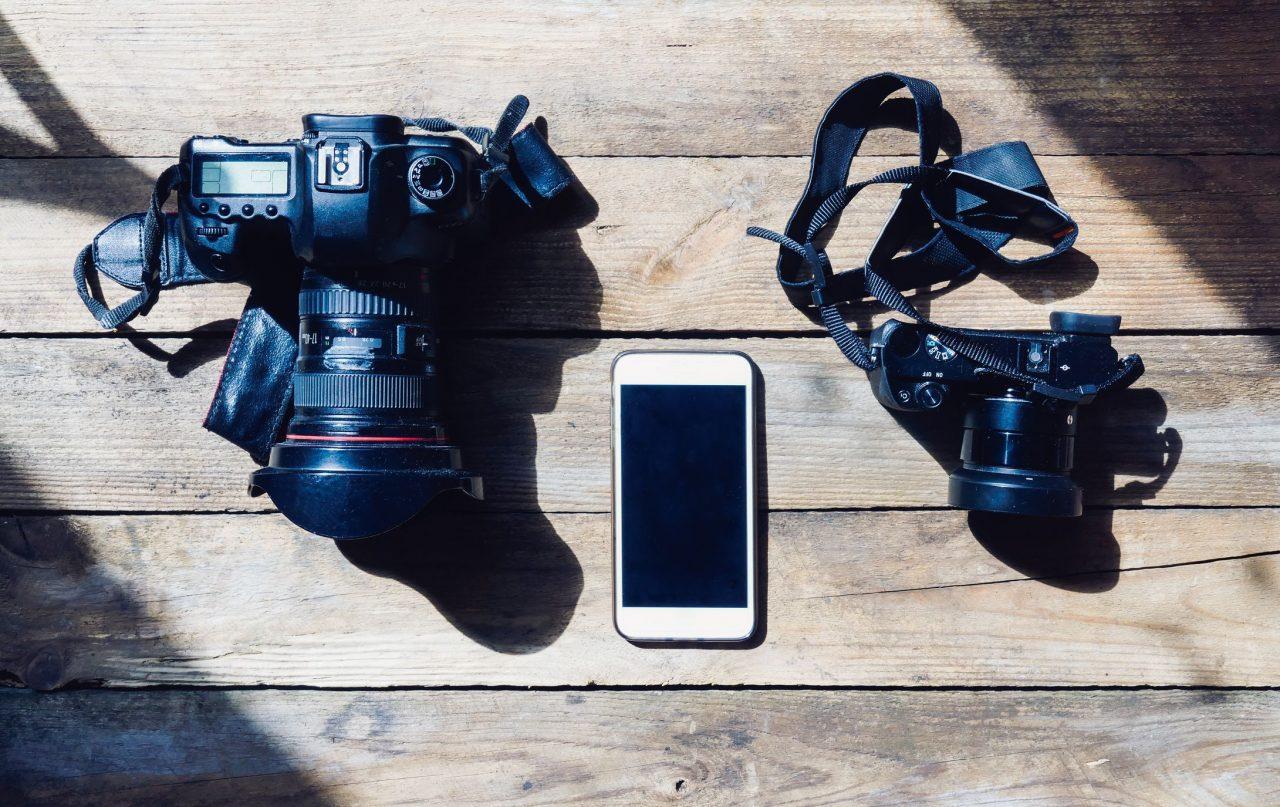 Gli ultimi scatti dell'analogico: il digitale e la crisi del settore audiovisivo