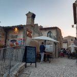 Recupero dei borghi: una foto di Calascio, paesino dell'Abruzzo
