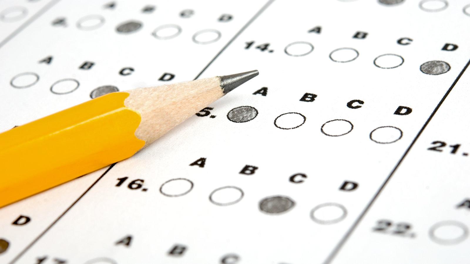 Concorsi pubblici: una matita e un test a crocette.