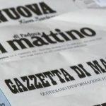 I quattro quotidiani locali ceduti dal gruppo GEDI