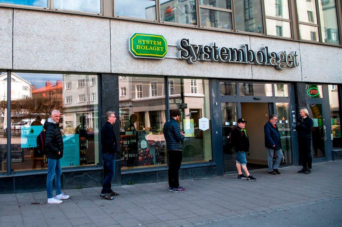 Svezia, come ti senti? Il lungo inverno del Paese senza mascherina
