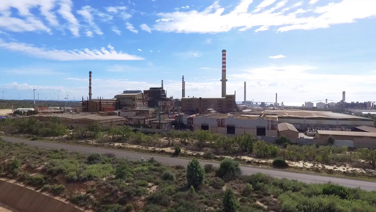 Ex Alcoa, una promessa d'alluminio per il Sulcis