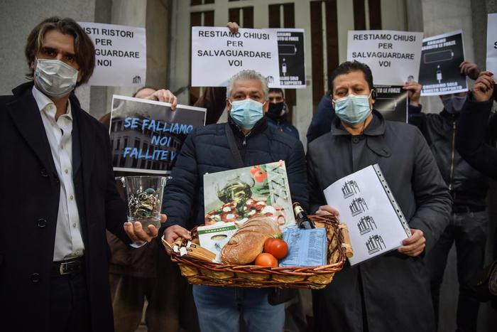 """Alfredo Zini e ristorazione in crisi: """"Non possiamo essere associati a McDonald's e Autogrill"""""""