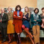 """Produzione di fiction all'italiana: il cast di """"Made in Italy"""""""
