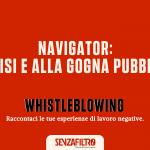 Navigator: derisi e alla gogna pubblica