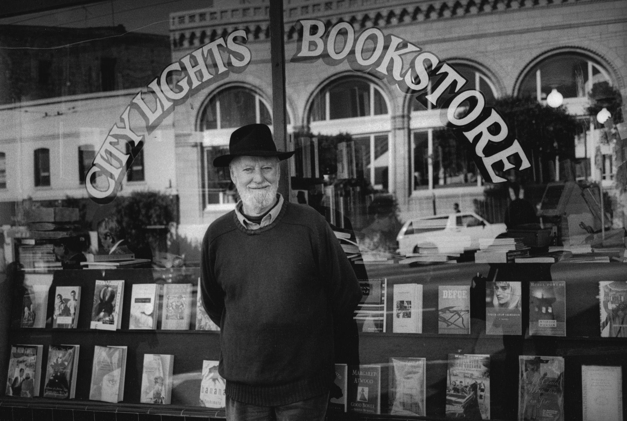 Addio al mito Ferlinghetti, un vero libraio