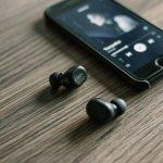 Musica in streaming su un telefono cellulare.