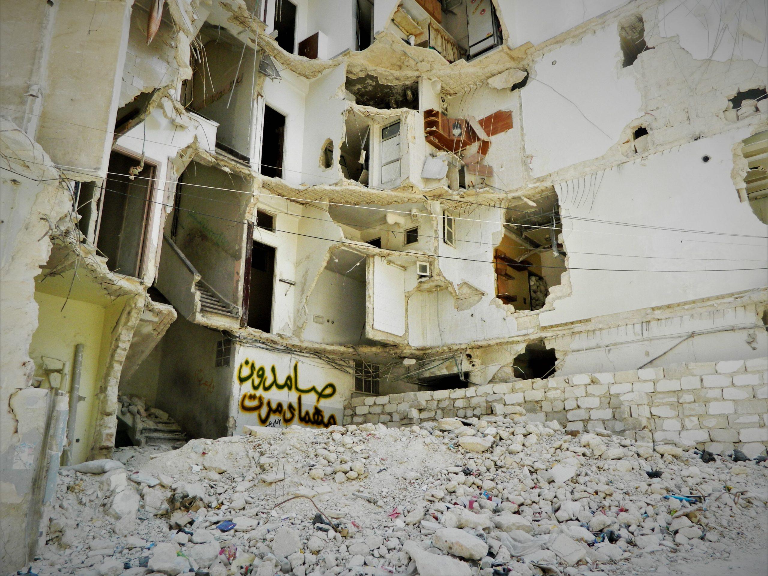 Siria, il business della ricostruzione è un'altra guerra