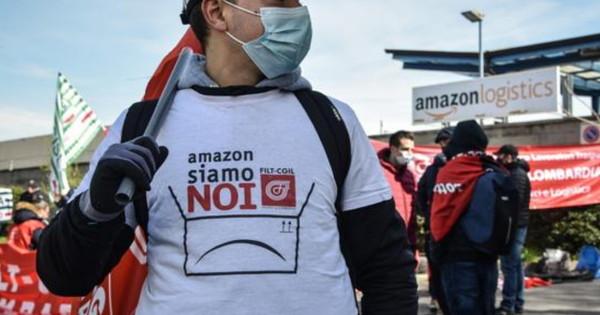 """""""Assunto per tre mesi, licenziato con una telefonata"""": se Amazon tratta meglio i pacchi dei lavoratori"""