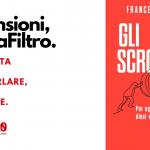 """La copertina de """"Gli scrocconi"""", di Francesco Vecchi."""