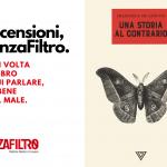 """La copertina di """"Una storia al contrario"""" di Francesca De Sanctis."""