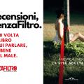 """La copertina de """"La vita adulta"""", di Andrea Inglese"""