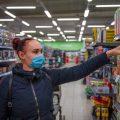 Nutri-Score su dei prodotti da supermercato.