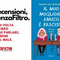"""La copertina de """"Il mio migliore amico è fascista"""" di Takoua Ben Mohamed."""