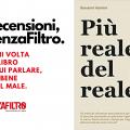 """La copertina di """"Più reale del reale"""", di Giovanni Vannini."""