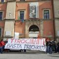 Calabria, i tirocinanti della Pubblica Amministrazione manifestano contro la precarietà
