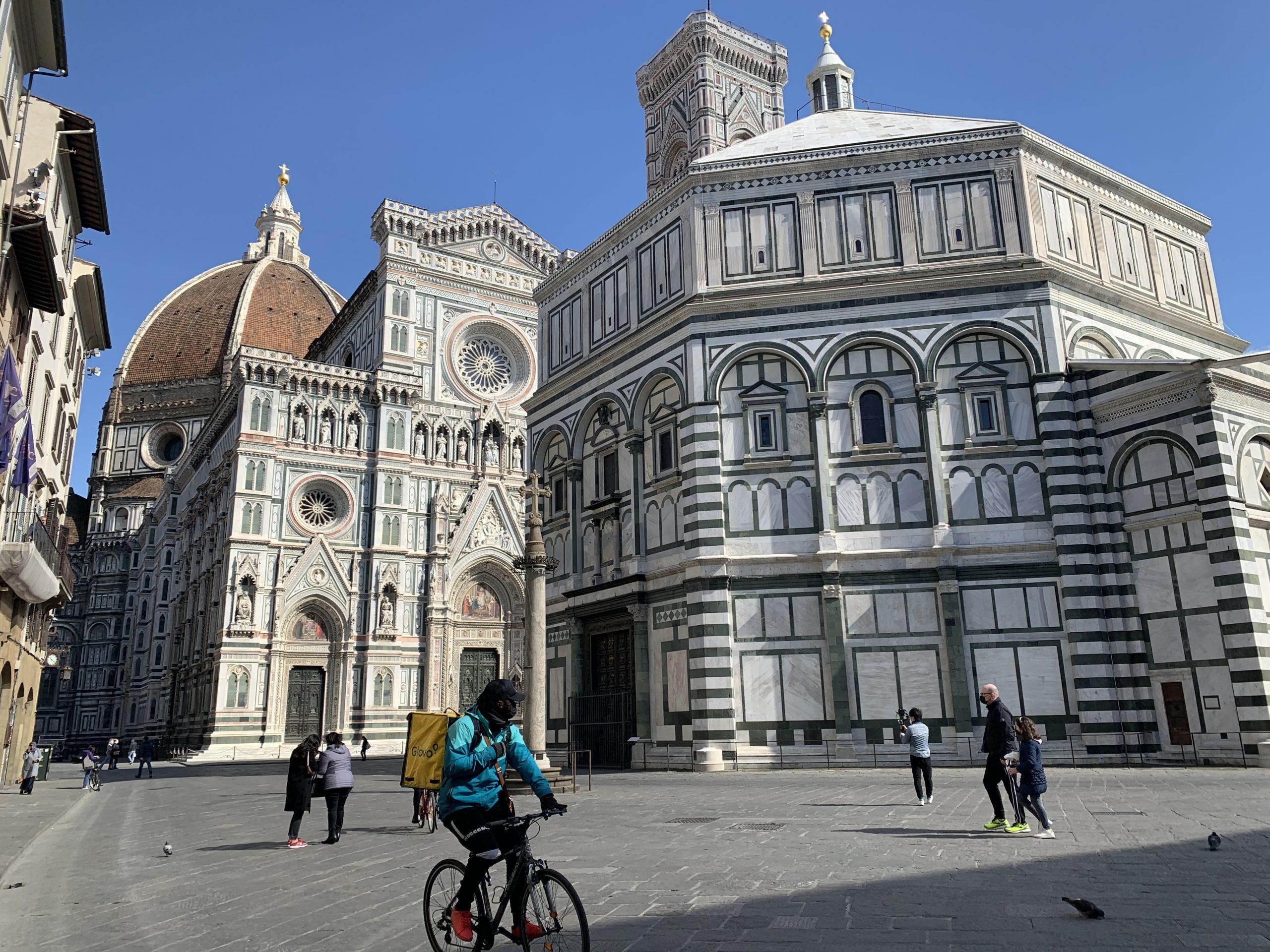 Firenze 2021: Rigenerazione, non Rinascimento