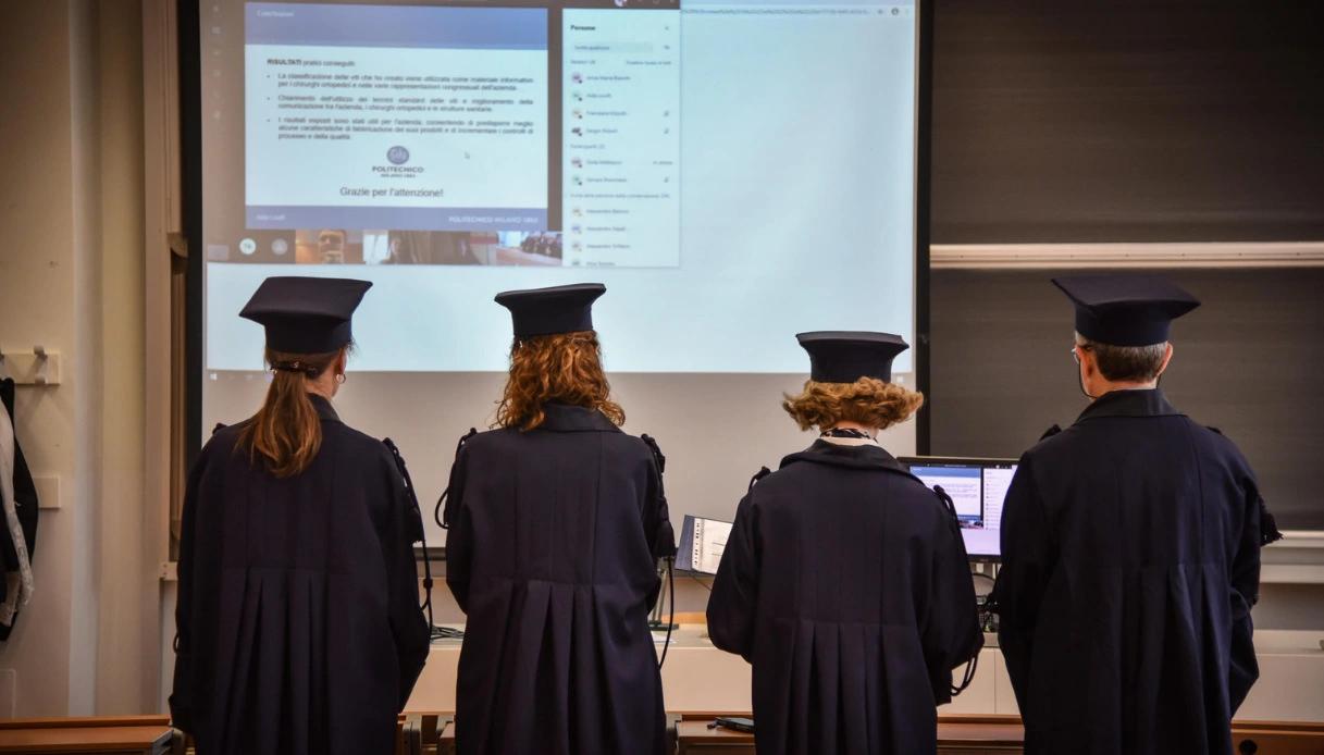Università: cosa cerca il lavoro, cosa cercano i giovani
